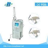 Le vagin fractionnaire de la Corée de machine de laser de CO2 de tube de rf serrent le laser