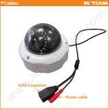 切られるIRのセリウムFCC RoHSバンクの機密保護CCTVのカメラとの新しいデザイン破壊者の証拠のドームのVarifocal IPのカメラ720p 1.0MP (MVT-M2720)