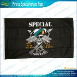 Bandeira pirata de cranio personalizado e Banner (M-NF01F03038)