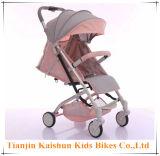 360 Grad gedrehte Rad-Baby-Spaziergänger-mit abnehmbarem Kabinendach