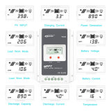 Controlador máximo Tr3210A da potência solar de Epever MPPT 30A 12V/24V PV-780W
