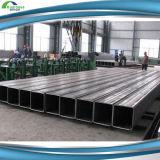 構造のためのQ195 1.2mmの50*25mm鋼鉄正方形の長方形の管