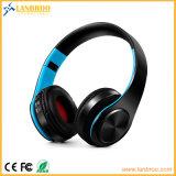 Écouteur sain superbe de Bluetooth avec le slot pour carte et le microphone de FT