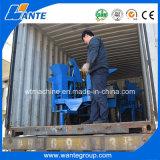 Bloco de intertravamento Semiautomático/bloco de concreto M Preço da Máquina