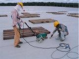 Plantation de la membrane imperméable à l'eau de PVC de toits