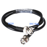 De alta calidad de 50 ohmios cable coaxial RG58