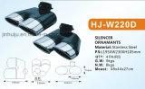 A exaustão de W220d derruba o aço inoxidável #304 da quantidade de Hight para o Benz