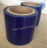60micronガラスアルミニウムプロフィールPVCシートのための青いPEのフィルム