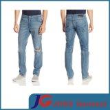 Misura sottile 100% del cotone della mutanda del Jean di modo Jc3376