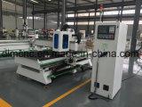 Тип подвергая механической обработке центр Carousel Woodworking CNC