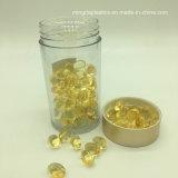 Bonne qualité 150ml série PS bouteille en plastique transparent contenant la capsule en plastique PET