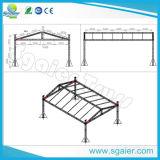 Aluminiumaufsatz-Binder-Systems-Entwurf