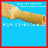 釣ざおの滑り止めの織り目加工の熱の収縮の管