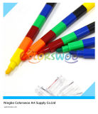 6 colori Rainbow Crayons per Students e Kids