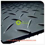 Mat van de Weg van de op zwaar werk berekende/HDPE de Materiële 100% Gerecycleerde Materiële UVWeerstand Tijdelijke