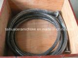 Resistente al desgaste de la manguera flexible de cerámica con bridas Herrajes