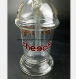 8.2 Zoll-Cup-Glaswasser-Farbspritzpistole-Gelb-Abbildung