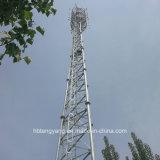 De gegalvaniseerde Toren van de Telecommunicatie van WiFi van het Rooster van het Staal