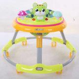Novo modelo de carro de movimento do bebé de plástico ao redor do Saca-bebé