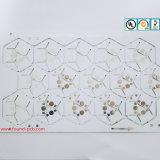 Carte en aluminium de carte à circuit imprimé de la base DEL