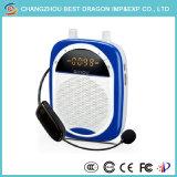 El Yoga de alimentación portátil inalámbrico de micrófono inalámbrico amplificadores de voz