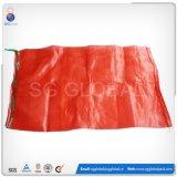 Оптовый мешок сетки батиста 25kg для лука и картошки упаковки