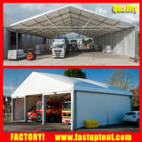 Doble tienda de la boda de marquesina de PVC Carpa de garage de estacionamiento de coches