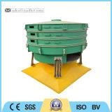 Máquina de clasificación del tamiz de la vibración del vaso para el tamiz químico del polvo