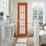Алюминиевая дверь Casement имеет снаружи внутреннее отверстие качания (FT-D70)