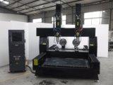CNC van de hoge Precisie de Op zwaar werk berekende Marmeren Machine van de Gravure voor 3D Hulp en 2D Gravure