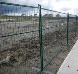 يغلفن مسلوقة طلية كندا مؤقّت بناء سياج لول