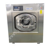 De automatische Commerciële en Industriële Machine 25kgs 30kgs 50kgs 100kgs van de Trekker van de Was van de Wasserij voor Hotel en het Ziekenhuis