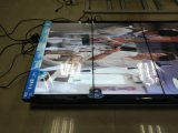 55inch LCD videowand mit schmaler Anzeigetafel