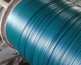 PVCはエレクトロ電流を通された/熱いすくいの電流を通された鉄ワイヤーに塗った