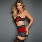 De nieuwe Sexy Lingerie van het Kant van de Verkoop van de Aankomst Hete Strapless