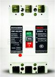 225 A 3 de 4 polos Polo de instalación eléctrica de disyuntor de caja moldeada