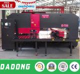 Macchina della pressa meccanica di CNC D-T50 per la lamiera sottile spessa