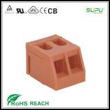 Conetor do bloco terminal do transformador com maneira 2