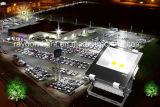 Lumière d'inondation de l'éclairage 100W DEL de terrain de football de stade de RoHS de la CE