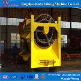Goldmaschine, Goldwaschende Pflanze, Goldwaschender Trommel-Bildschirm