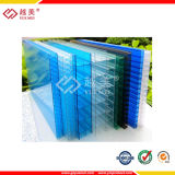 6mm, 8mm Hollow Twinwall Single Double Multi Plafon Wall Polycarbonate Sheet 199