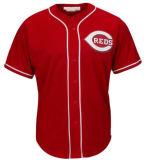 Настраиваемые любое имя любой № любой логотип ГРУППЫ МУЖЧИН ЖЕНЩИН детей в Цинциннати Редс Cool база бейсбольного футболках NIKEID