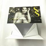 Caja de embalaje plegable de papel para aparatos de belleza