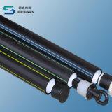 Красочные HDPE силиконовый воздуховод HDPE кремния Core труба для связи