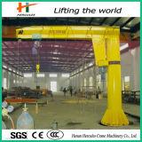 Grues de potence mobiles d'élévateur de grue de potence 3200kg mini