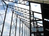 10 toneladas de la grúa del almacén de almacén prefabricado de la estructura de acero