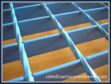 Galvanizado rejilla de acero / drenaje de la cubierta / huellas de escalón (de fábrica)