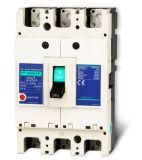 Corta-circuito moldeado poste del caso del alto voltaje MCCB 3 de la garantía de calidad de la fábrica M1