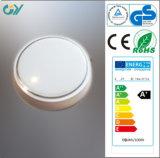 lampe ronde de plafond de 8W LED avec du CE RoHS