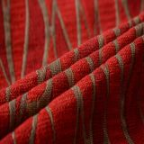 Farben-Chenille gesponnenes Gewebe des Garn-2016